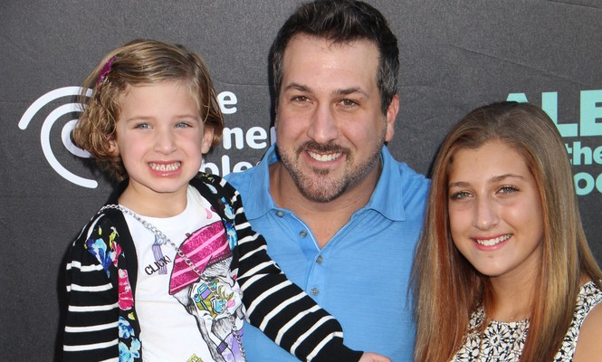 Cupid's Pulse Article: VMA Performer Joey Fatone Says Understanding Is the Secret to His Strong Marriage