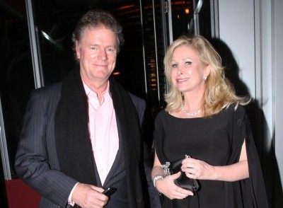 Richard Hilton and Kathy Hilton.  Photo: Nightcrawler/Flynetpictures.com