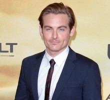 Kevin Zegers Marries Longtime Girlfriend Jaime Feld