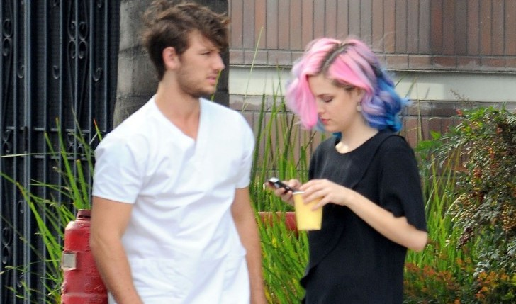 Cupid's Pulse Article: Alex Pettyfer and Riley Keough Are Back Together Again