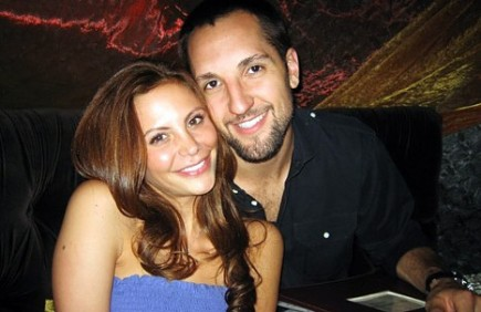 Gia Allemand, celebrity couples