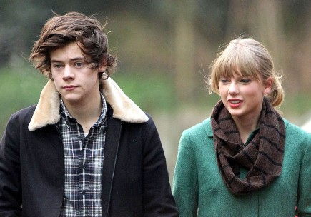 Harry Styles and Taylor Swift. Photo: FameFlynetUK/FAMEFLYNET PICTURES