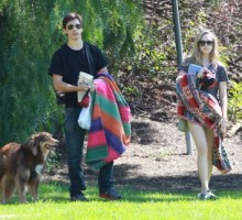 Amanda Seyfried and Justin Long Bond Over Her Dog