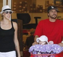 Kevin Federline and Victoria Prince Get Married in Vegas