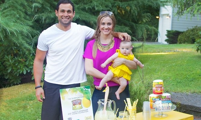 Cupid's Pulse Article: 'The Bachelor' Stars Jason Mesnick and Molly Malaney Share New Picture of Daughter Riley