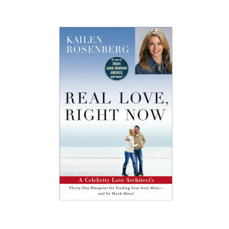 Cupid's Pulse Article: Relationship Author Kailen Rosenberg Gives Dating Advice for Finding 'Real Love, Right Now'