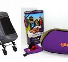 SnoozeShade Deluxe and BubbleBum Makes Being a Mom Easier!