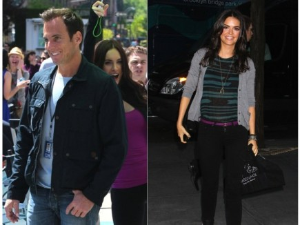 Will Arnett and Katie Lee are Dating and Shows PDA