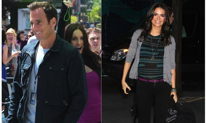 Cupid's Pulse Article: Will Arnett and Katie Lee are Dating and Shows PDA in Public