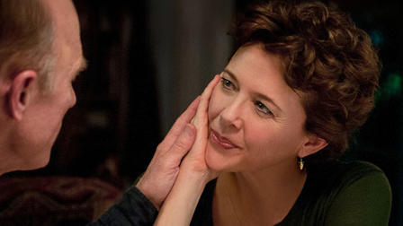 Cupid's Pulse Article: Annette Bening Stars in 'The Face of Love'