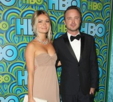 Aaron Paul Says 'Marriage is Easy'