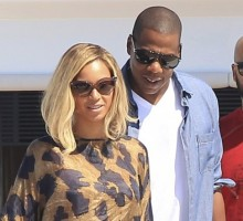 Beyoncé Says She and Jay-Z Enjoy Changing Diapers