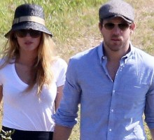 Blake Lively and Ryan Reynolds Take a Mini-Honeymoon in Virginia