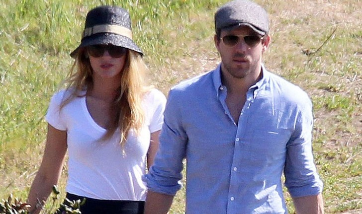 Cupid's Pulse Article: Blake Lively and Ryan Reynolds Take a Mini-Honeymoon in Virginia