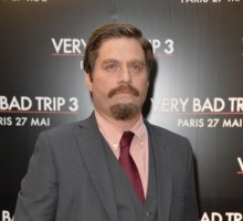 Zach Galifianakis' Wife is Pregnant and Close to Giving Birth!
