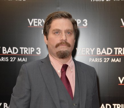 Cupid's Pulse Article: Reports State Zach Galifianakis Is Engaged!