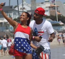 Celebrity Couples Who Love Fourth of July