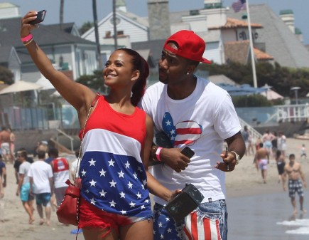 Cupid's Pulse Article: Celebrity Couples Who Love Fourth of July