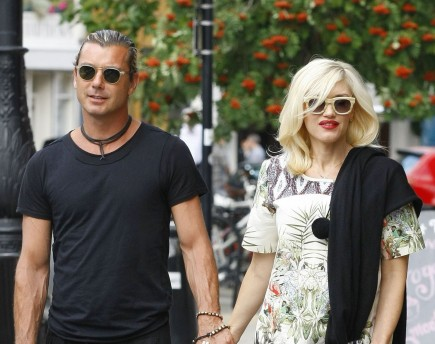 celebrity couples, Gwen Stefani, Gavin Rossdale, expecting, baby