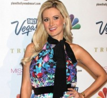 Celebrity Mom: Holly Madison Discusses Baby Names — Right Before She Heads to the Hospital!