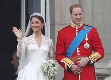celebrity couples, Prince William, Kate Middleton, wedding