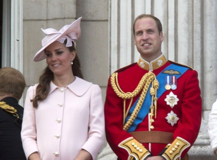 Cupid's Pulse Article: Prince William and Kate Middleton Attend Church Without Prince George