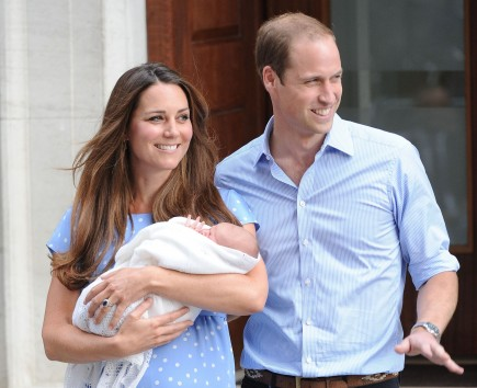 Cupid's Pulse Article: Prince William and Kate Middleton Welcome Their Royal Baby Boy