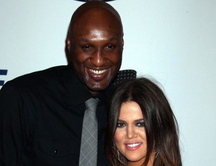 Cupid's Pulse Article: Khloe Kardashian and Lamar Odom Talk Reality Show
