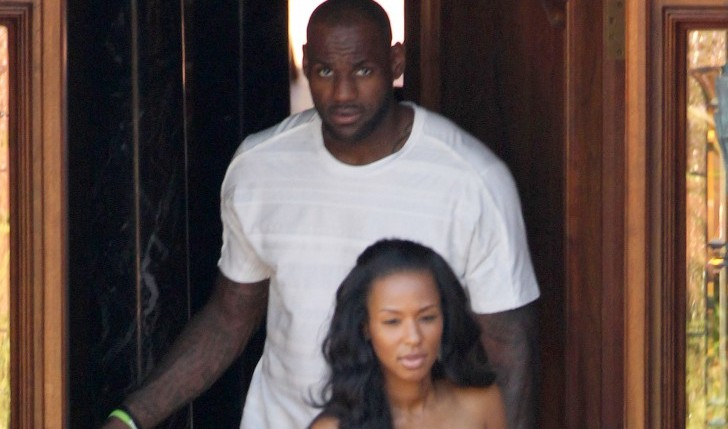 Cupid's Pulse Article: LeBron James and Wife Savannah Are Having Their Third Child