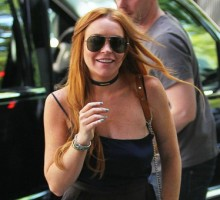 Lindsay Lohan Shows a Different Side in 'The Canyons'