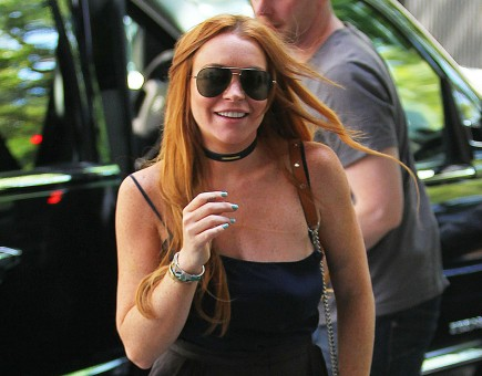 celebrity couples, Lindsay Lohan, Matt Nordgren, dating, new couple