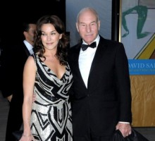 Patrick Stewart Marries for the Third Time
