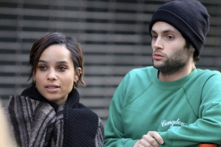 Cupid's Pulse Article: Are Penn Badgley and Zoe Kravitz Back Together?