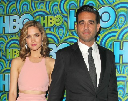 Cupid's Pulse Article: Rose Byrne's Boyfriend Calls Her 'Love of My Life' at Emmy's