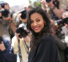 Zoe Saldana Secretly Married Marco Perego in Early Summer
