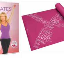 Giveaway: Celebrate Breast Cancer Awareness Month with Gaiam!