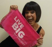 """'The Biggest Loser' Winner Ali Vincent Says, """"We All Need a Support System"""""""