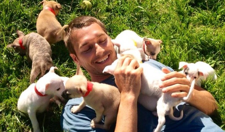 "Cupid's Pulse Article: 'Lucky Dog' Host Brandon McMillan Says, ""If I Can't Laugh Constantly with Someone, It Won't Work Out"""