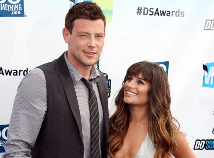 Cupid's Pulse Article: Lea Michele Dedicates Teen Choice Awards Glee Win to Cory Monteith