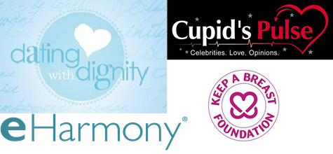 The Dating With Dignity Telesummit is partnered with these organizations.