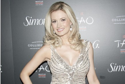 Cupid's Pulse Article: Holly Madison Ties the Knot with Pasquale Rotella
