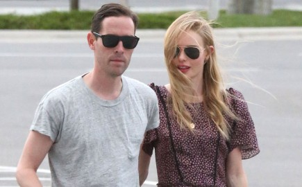 Cupid's Pulse Article: Kate Bosworth Marries Michael Polish at Ranch in Montana