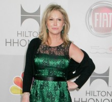 Kathy Hilton Discusses Fashion Week and Her Collection