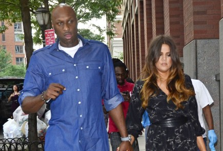 Cupid's Pulse Article: Source Says Lamar Odom's Drug Addiction Took Over Marriage to Khloe Kardashian