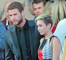 Rumor: Miley Cyrus and Liam Hemsworth Reunite in Canada