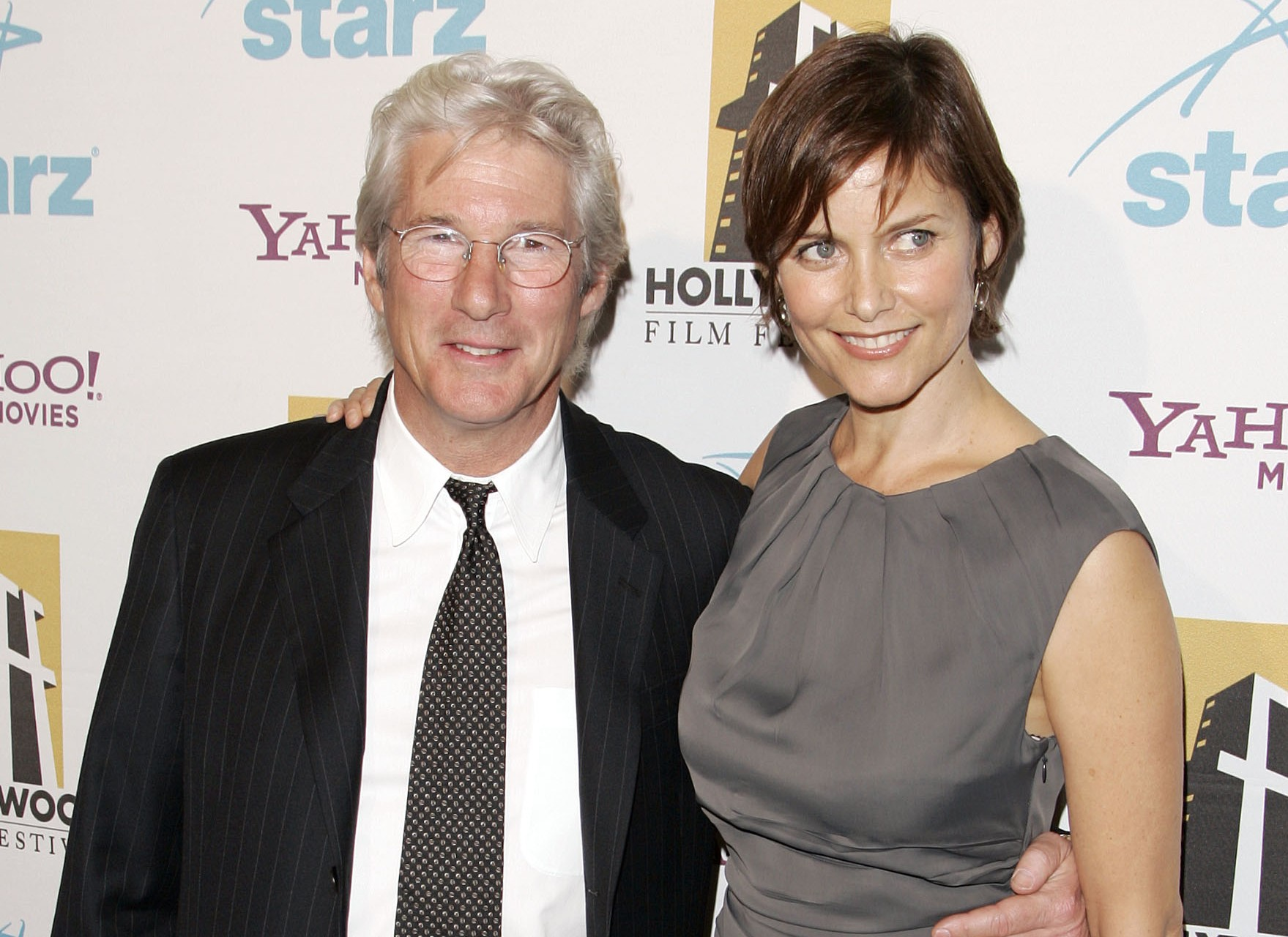 Cupid's Pulse Article: Richard Gere and Carey Lowell Call It Quits