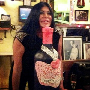 """Cupid's Pulse Article: """"Bigger is Better"""": Mob Wives """"Big Ang"""" Launches New Wine Line in NYC!"""