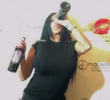 """Bigger is Better"": Mob Wives ""Big Ang"" Launches New Wine Line in NYC!"