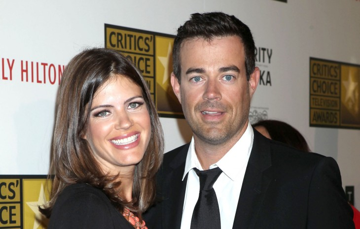 Cupid's Pulse Article: Carson Daly is Engaged to Longtime Girlfriend Siri Pinter