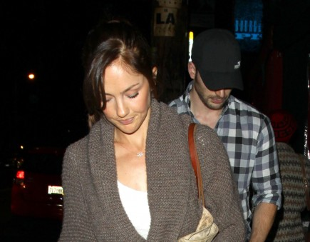 Cupid's Pulse Article: Minka Kelly and Chris Evans Call It Quits